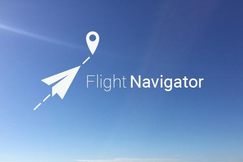 Flight Navigator Icon