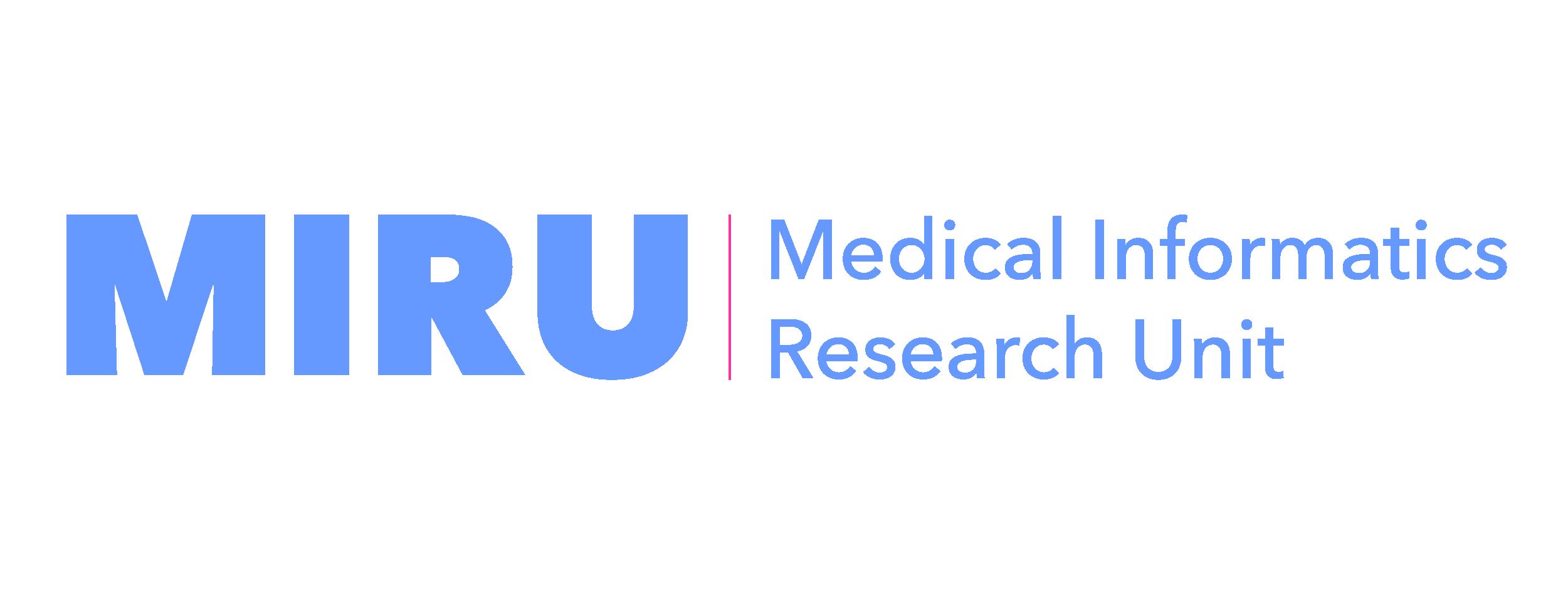 Medical Informatics Research Unit